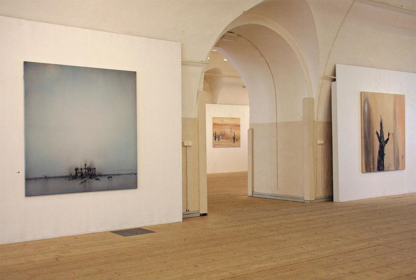 Yksityisnäyttely, Galleria Rantakasarmi, Helsinki 2013