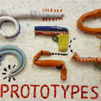 Teoksen nimi: Prototypes, 2017
