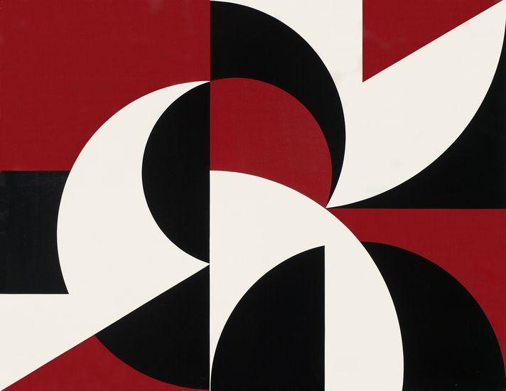 Cirkelformation, 1952-53