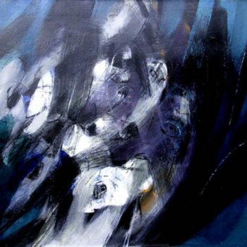 Teoksen nimi: Öljyväri kankaalle 100×120 cm