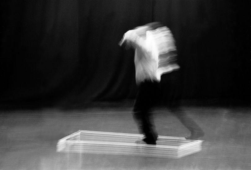 Rajatun tilan tanssi