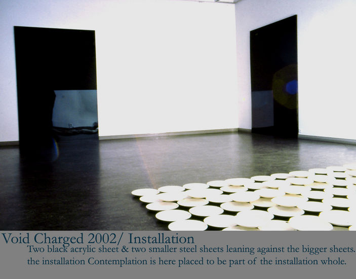 Void Charged / 2002 / Joensuu Art Museum fFinland