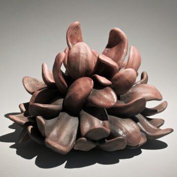 Teoksen nimi: Kielikukkanen (Rosea) / Tongue Flower (Rosea)