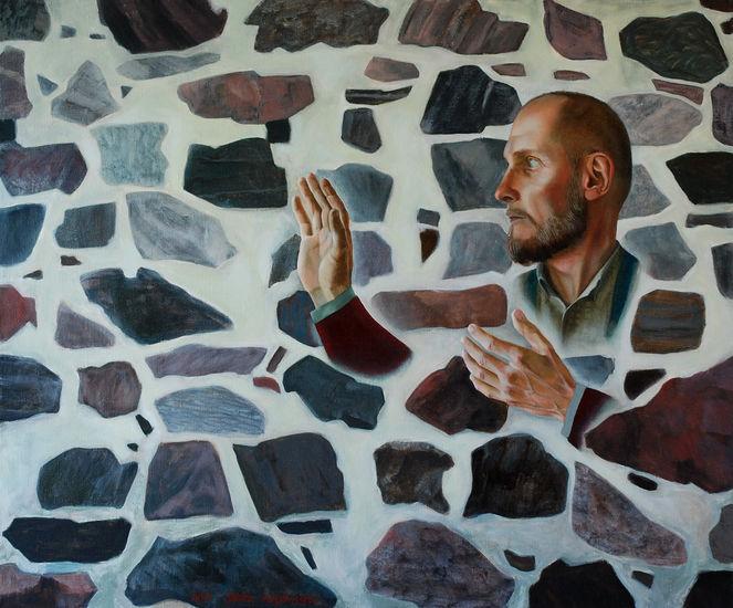 Läpi harmaan kiven / Through the Wall