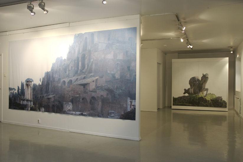 Näkymä Galleria Joellasta,2011