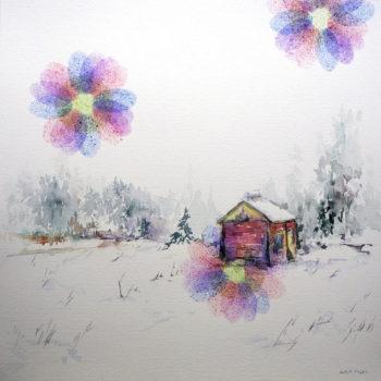 Name of the work: Vaaleanpunaisia ajatuksia 2