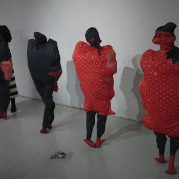 Teoksen nimi: Mältinrannan yksityisnäyttely vuonna 2010, A Prisoner of your own eye -sarja, 2010