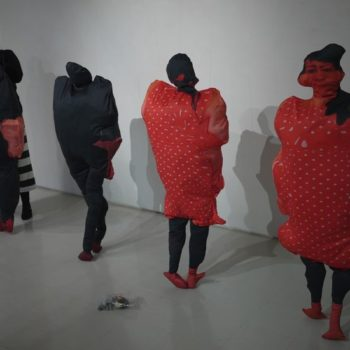Name of the work: Mältinrannan yksityisnäyttely vuonna 2010, A Prisoner of your own eye -sarja, 2010