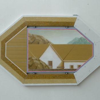 Teoksen nimi: Sierra Morena 2012