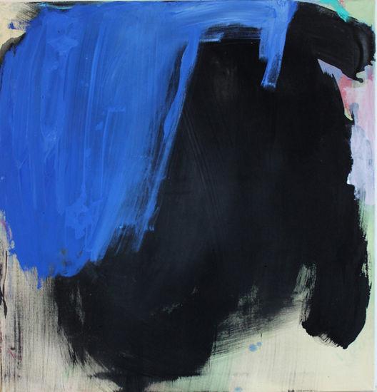 Sininen ja musta