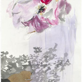 Teoksen nimi: Rosa robusta II, 2011