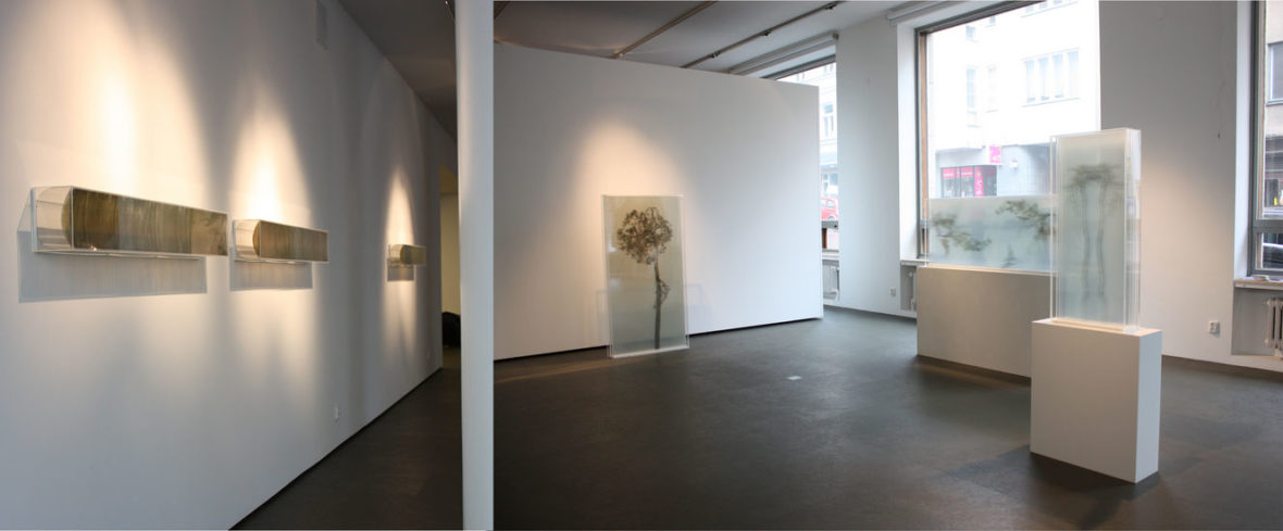 Teokset sarjoista Synthetic Visions ja Japonaiserie, Diorama: Japonisme I & II