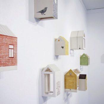 Teoksen nimi: Suopirtti ja muita asumuksia, 2012