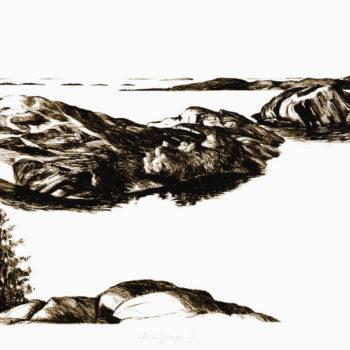 Name of the work: Archipelago III