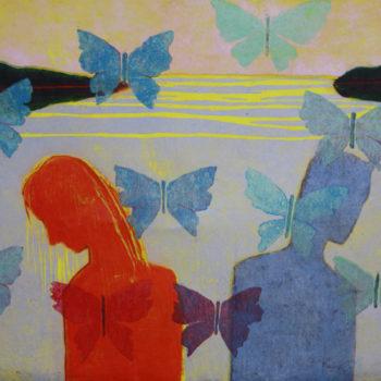 Teoksen nimi: Perhoset
