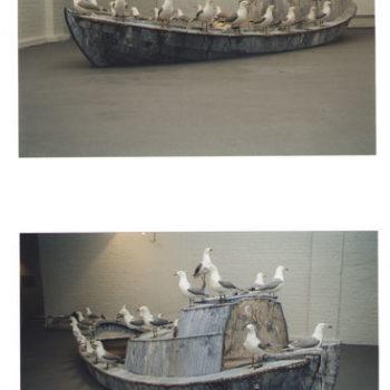 Teoksen nimi: The Baltic Sea,1999-2001