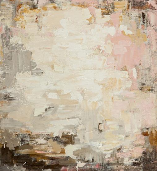 Maalaus, 130x120cm, öljy kankaalle, 2011
