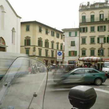 Teoksen nimi: Paikkoja/Places No.4/ Firenze
