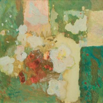 Teoksen nimi: Misteli ja valkoiset ruusut