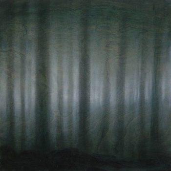 Teoksen nimi: Maalaus 5 Polku-sarjasta, 2017