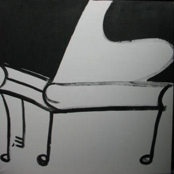 Teoksen nimi: White & Black (4.)