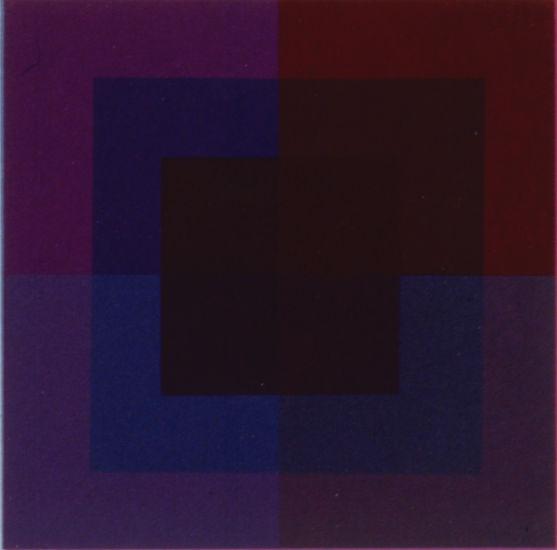 Punainen (1975), Porin taidemuseo, kuva: Erkki Valli-Jaakola