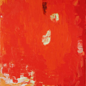 Teoksen nimi: Maalaus, 130x120cm, öljy kankaalle, 2011