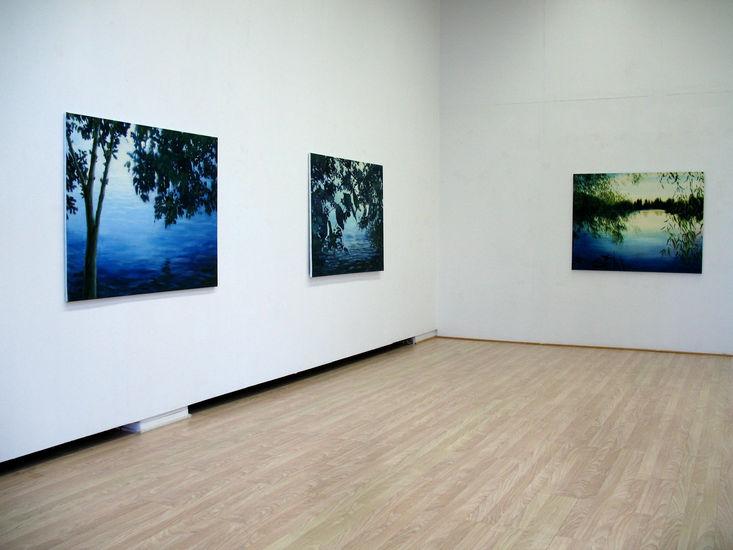 yleiskuva Galleria Johan S, 2007