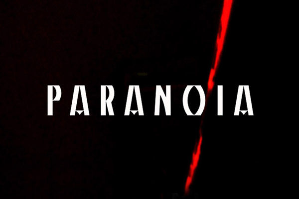 Paranoia – kokeellinen lyhytelokuva/ Experimental Short Film 2013