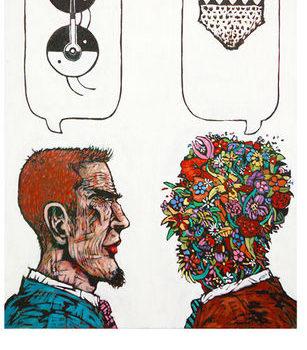 Teoksen nimi: Miehet puhuvat tunteistaan