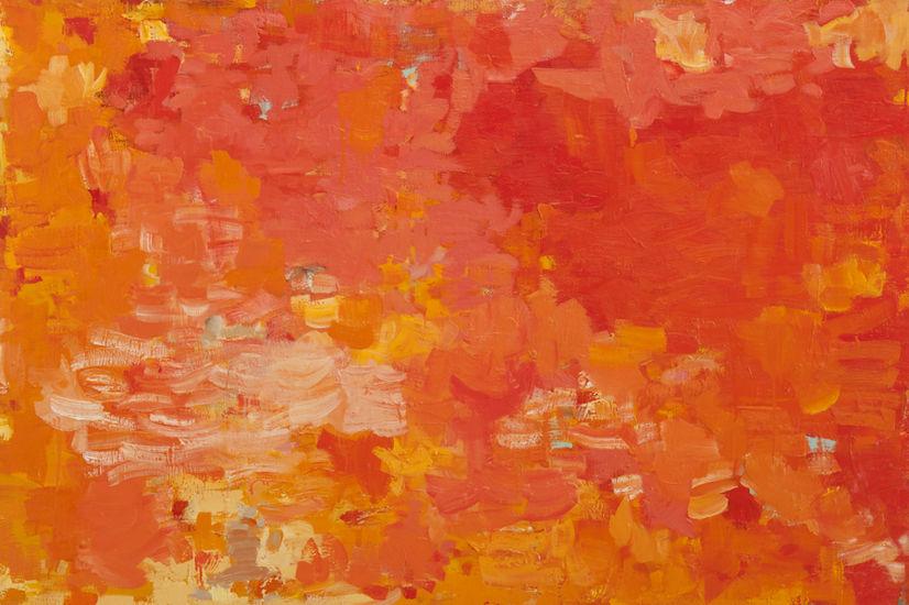Maalaus,100x150cm, öljy kankaalle, 2010