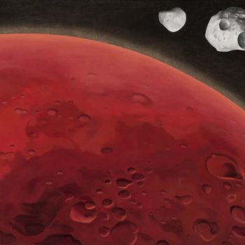 Teoksen nimi: Monaco – Punaisen planeetan kuu (sarjasta Punavalkoiset maat)