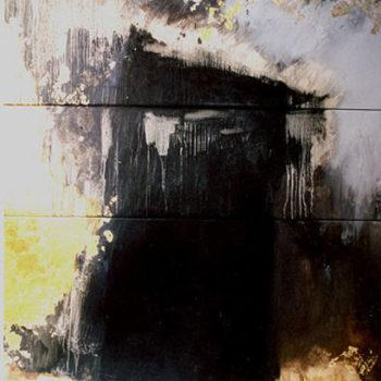 Teoksen nimi: Sädekehän takana, 2007