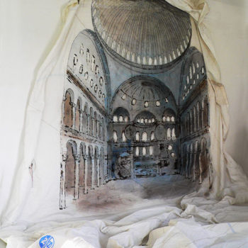 Name of the work: Pro Fide -sarjasta Hagia Sofia