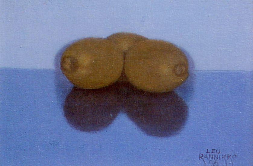 Etekän hedelmiä 1981