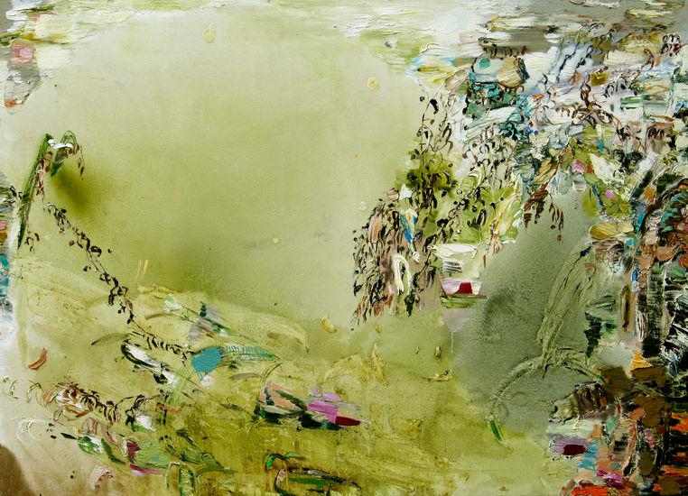 Kuihtuva, 130 x 180 cm 2012