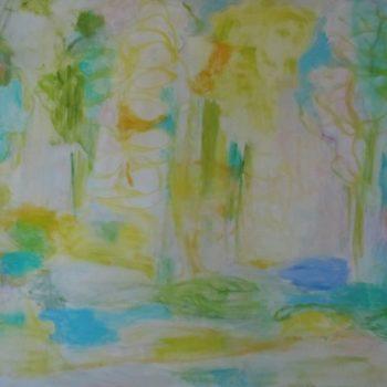 Teoksen nimi: Linnunlaulupuu, Birdsong Tree