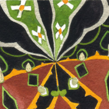 "Teoksen nimi: ""Black energy"", 2010"