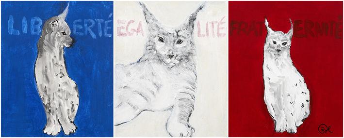 Liberté, Egalité,Fraternité – Vapaus, tasa-arvo- veljeys