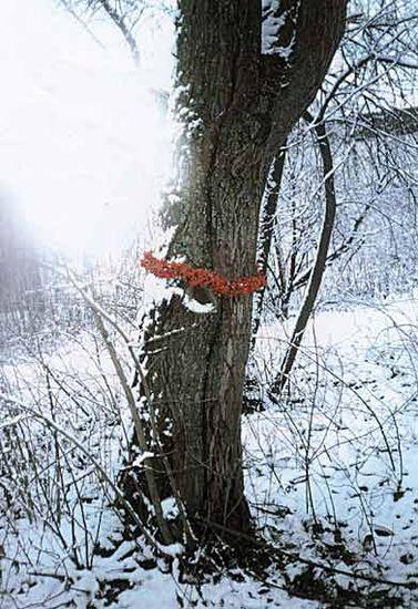 """""""Polku"""", Helsinki Pitäjänmäki 1998"""