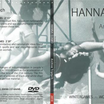 Teoksen nimi: Archive Triptych DVD