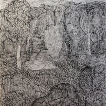 Name of the work: Maiseman rytmi/The rhythm of landscape