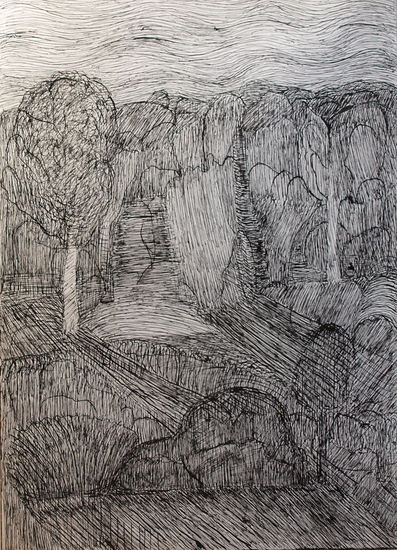 Maiseman rytmi/The rhythm of landscape