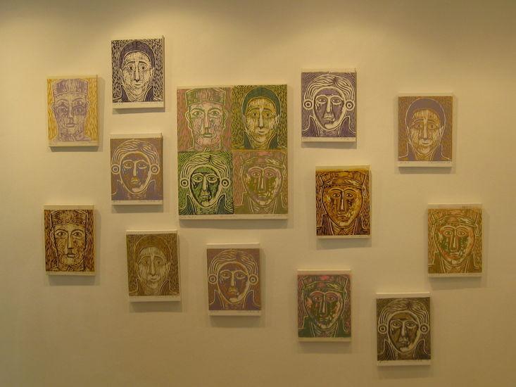 Ravennan näyttelystä, 2012