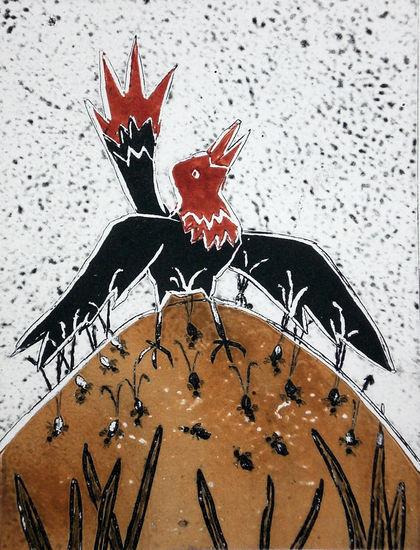 Punapyrstö, Red tail