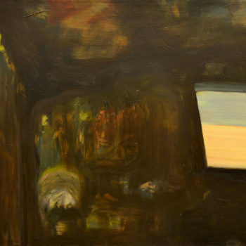 Teoksen nimi: Huoneessa, 2012