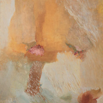 Teoksen nimi: Elämän kevät eli Ruusupuu ensilumen keskellä