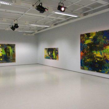 Teoksen nimi: GalleriaKONE, Hämeenlinna 19.3.-12.4.2011