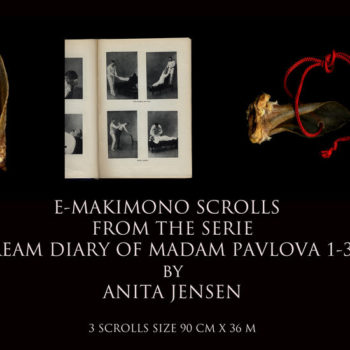 Name of the work: details about the scrolls / name page scroll no 2. 2013