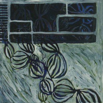 Teoksen nimi: TUULETUSIKKUNA / VENTILATION WINDOW